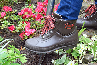 Harris Dryboot waterproof gardening boot
