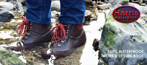 Waterproof Harris Dryboot