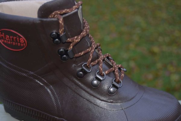 Hikies Brown laces