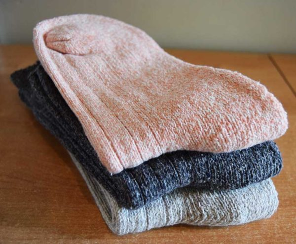 Wool Blend Socks 4-7