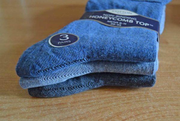Gentle Grip Socks 6-11