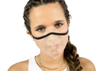 Xula Transparent Face Mask